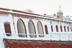 Vecchia fortificazione del bastione in Timisoara Fotografia Stock Libera da Diritti