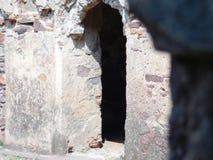 Vecchia fortificazione dell'India Fotografia Stock Libera da Diritti