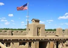 Vecchia fortificazione di Ben't Fotografie Stock Libere da Diritti