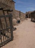 Vecchia fortificazione piegata del ` s Fotografia Stock