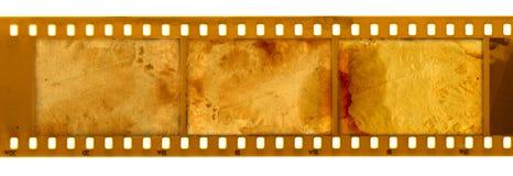 Vecchia foto del blocco per grafici di 35mm Immagini Stock Libere da Diritti