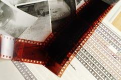 Vecchia fotographia Immagini Stock