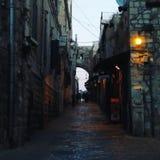 Vecchia Gerusalemme immagine stock