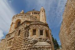 Vecchia Gerusalemme Immagine Stock Libera da Diritti