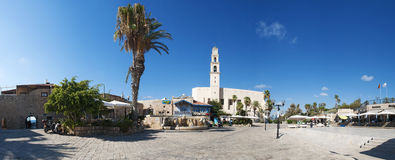 Vecchia Giaffa, Tel Aviv, Yafo, Israele, Medio Oriente Fotografia Stock Libera da Diritti