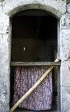 Vecchia isola di Batanes della Camera di Ivatan Filippine Fotografie Stock