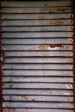 Vecchia lamiera sottile di struttura Fotografia Stock Libera da Diritti
