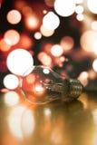 Vecchia lampada Immagini Stock Libere da Diritti