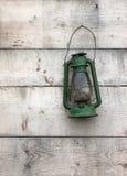 Vecchia lampada di olio Immagine Stock Libera da Diritti