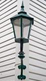 Vecchia lampada esterna Fotografia Stock Libera da Diritti