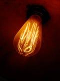 Vecchia lampadina Fotografia Stock Libera da Diritti