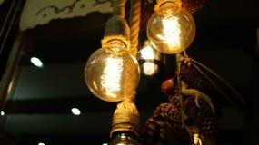 Vecchia lampadina fotografie stock libere da diritti