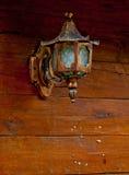 Vecchia lanterna. Immagini Stock