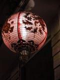 Vecchia lanterna cinese 02 Immagine Stock
