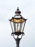 Vecchia lanterna del gas Immagini Stock