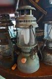 Vecchia lanterna di tempesta Immagine Stock