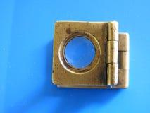 Vecchia lente del diamante immagine stock libera da diritti