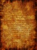 Vecchia lettera Fotografie Stock Libere da Diritti