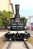 Vecchia locomotiva a vapore Immagine Stock Libera da Diritti