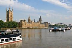 Vecchia Londra Fotografia Stock