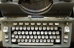 Vecchia macchina da scrivere Fotografie Stock