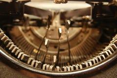 vecchia macchina da scrivere fotografie stock libere da diritti