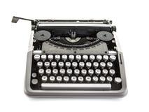 Vecchia macchina da scrivere di modo Fotografia Stock