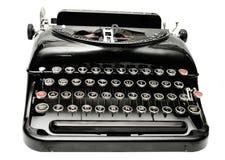 Vecchia macchina da scrivere II Fotografia Stock