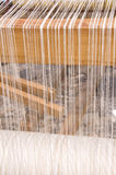 Vecchia macchina del telaio Fotografia Stock Libera da Diritti