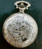 Vecchia macchina dell'orologio Fotografia Stock Libera da Diritti