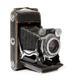Vecchia macchina fotografica. Fotografia Stock Libera da Diritti