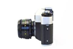 Vecchia macchina fotografica Fotografia Stock Libera da Diritti