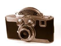 Vecchia macchina fotografica fotografia stock