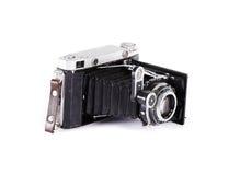 Vecchia macchina fotografica antica immagine stock
