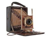 Vecchia macchina fotografica classica Fotografia Stock Libera da Diritti