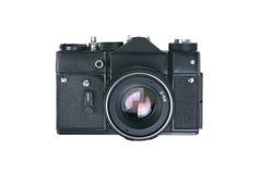 Vecchia macchina fotografica classica della foto Immagini Stock Libere da Diritti