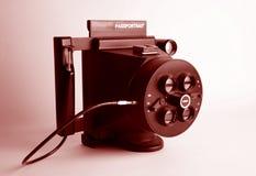 Vecchia macchina fotografica della foto Fotografie Stock