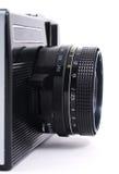 Vecchia macchina fotografica della pellicola Immagini Stock Libere da Diritti