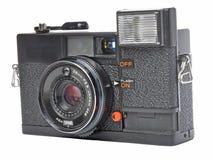 Vecchia macchina fotografica della pellicola Fotografia Stock