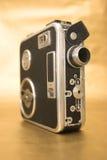 Vecchia macchina fotografica della pellicola di 8mm Fotografie Stock Libere da Diritti