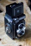 Vecchia macchina fotografica Yashca Immagine Stock Libera da Diritti