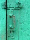 Vecchia maniglia Fotografia Stock Libera da Diritti