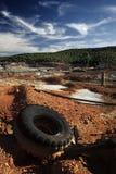 Vecchia miniera Immagini Stock