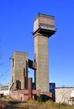Vecchia miniera abbandonata Immagini Stock Libere da Diritti