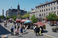 Vecchia Montreal Immagine Stock Libera da Diritti