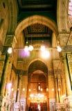Vecchia moschea a Cairo Immagini Stock Libere da Diritti