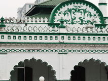 Vecchia moschea (chiesa di Islam) in Malesia Immagini Stock Libere da Diritti