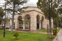 Vecchia moschea in Turchia fotografie stock