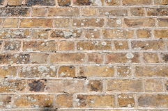 Vecchia muratura del mattone Fotografie Stock