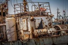 Vecchia nave Immagini Stock
